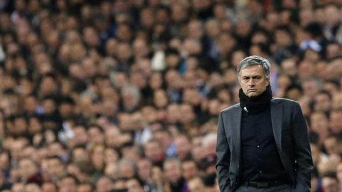 Mourinho afp