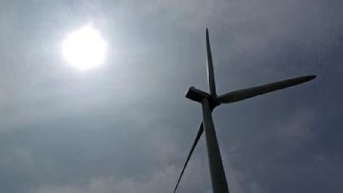 wind energy reuters