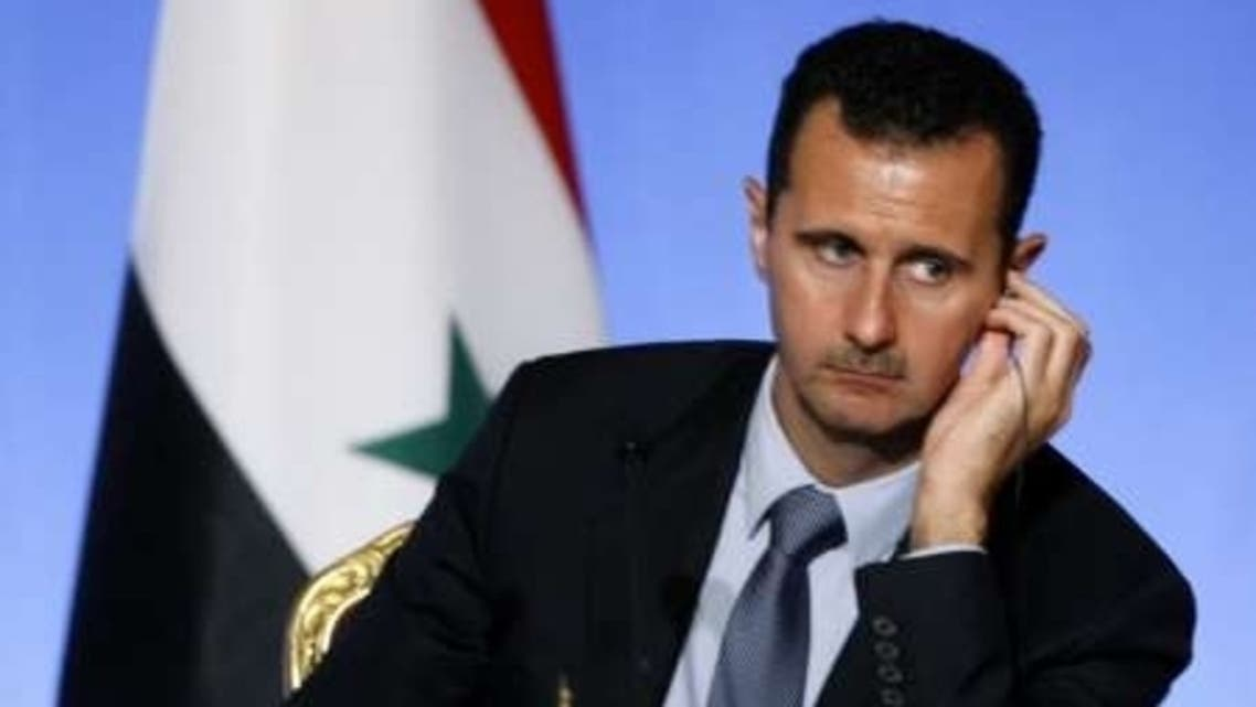 Assad Reuters