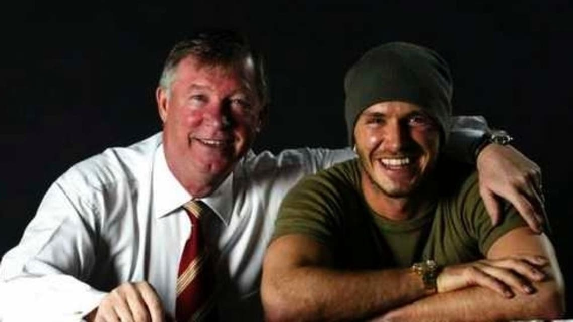 Beckham and Ferguson, who were synonymously linked with Manchester United until the former England captain moved to Real Madrid, both announced in the past 10 days they would retire from soccer at the end of the current season.