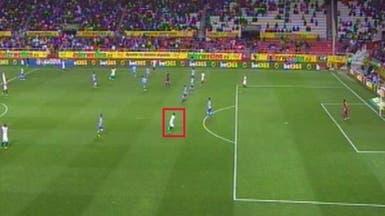 """هدف """"مُلغى"""".. يكشف التلاعب بمباريات الدوري الإسباني"""