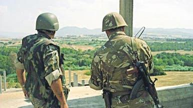 20 منطقة عسكرية مغلقة على الحدود الجزائرية التونسية