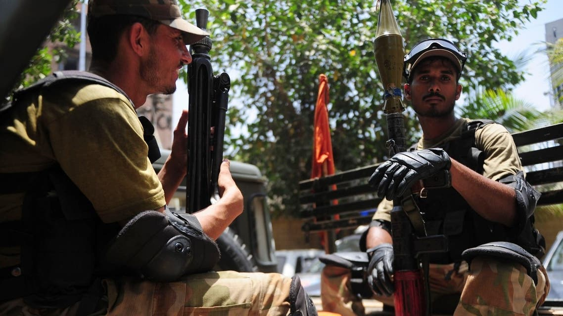 Pakistan Karachi AFP