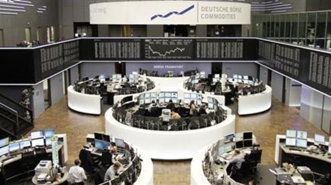 سوق الاسهم عالمية