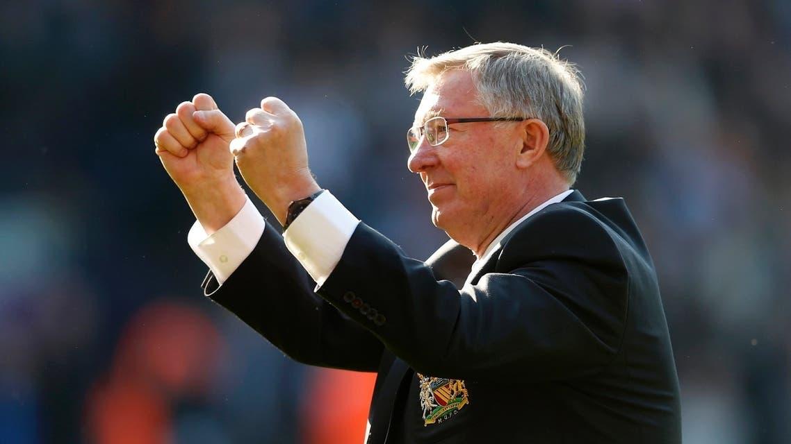 Alex Ferguson reuters