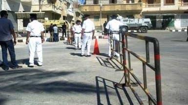 شرطة العريش تعتصم احتجاجاً على خطف الجنود