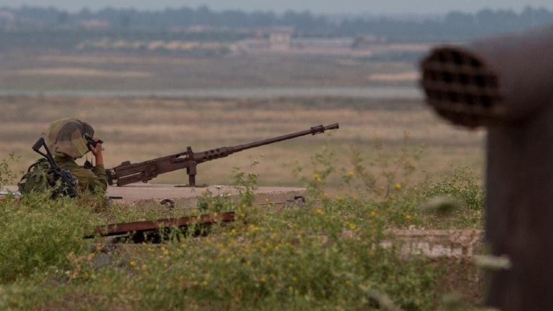 سقوط قذائف هاون من الجانب السوري على هضبة الجولان
