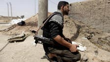 Watchdog: Syrian opposition chief kidnapped
