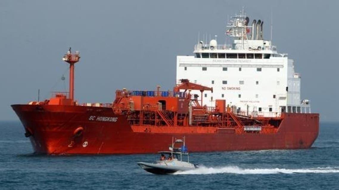 انخفاض واردات الصين من النفط الإيراني الخام