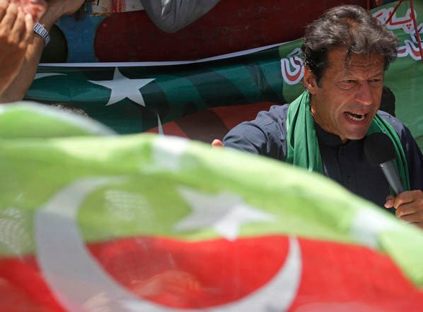 Imran urges drone action as he becomes Pakistan MP - Al ...