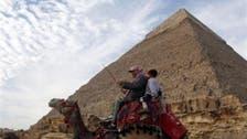 Egypt tourist arrivals rise, not back to pre-revolt levels