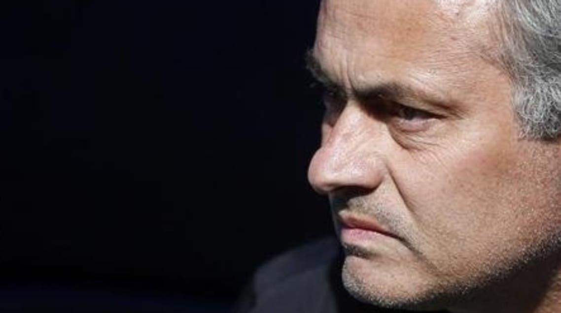 Jose Mourinho reuters