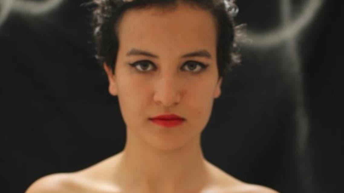 Amina Tyler Photo via Femen France. [Facebook]