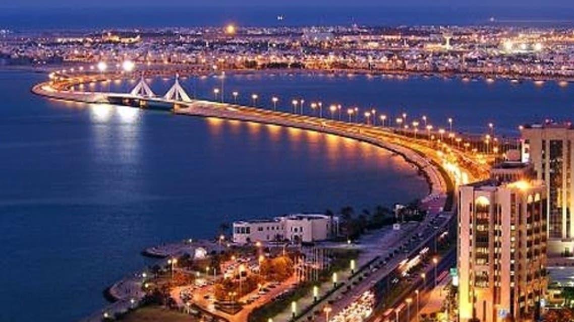 البحرين ليلا