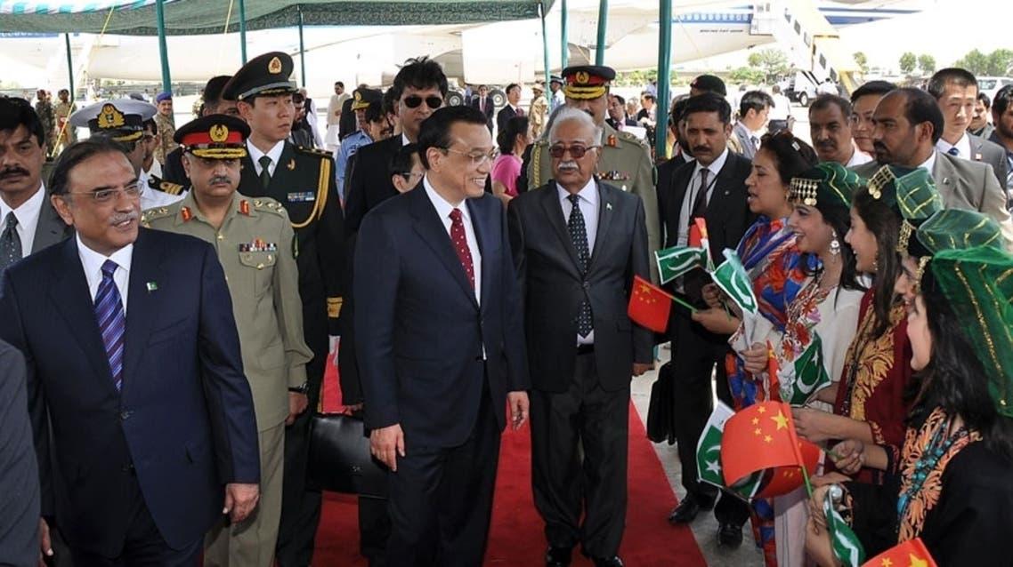 China PM Pakistan