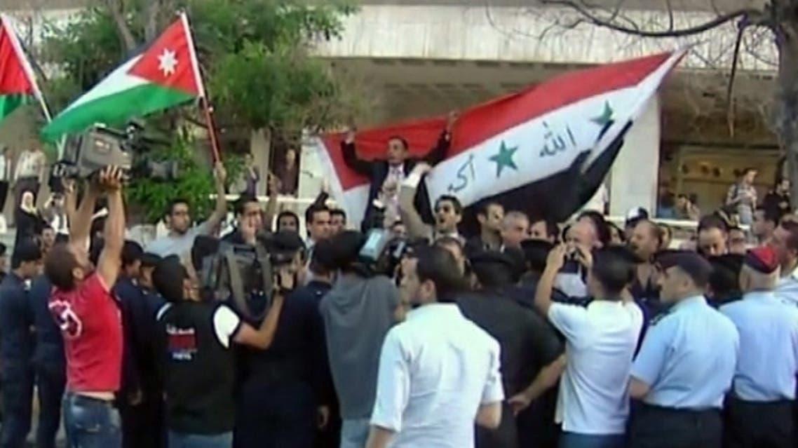 العراق يقدم اعتذارا رسميا للأردن عن الاعتداء على أردنيين في سفارة بغداد