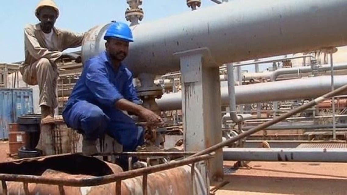 نفط السودان
