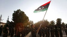 Libya forces arrest armed group, seize anti-tank mines
