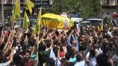 صيدا.. أنصار الأسير يمنعون دفن عنصر من حزب الله