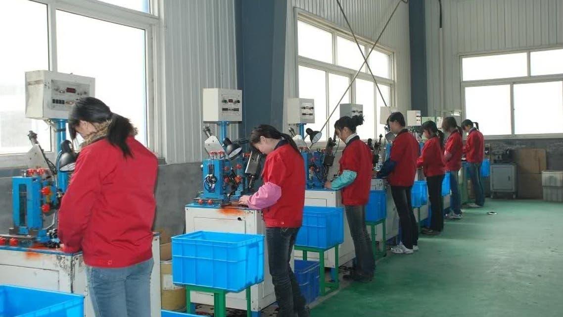 تراجع الطلب على المصانع الصينية في مايو