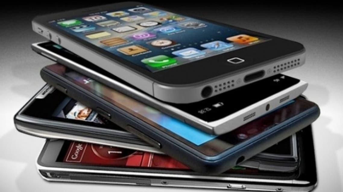 210 ملايين مبيعات الهواتف الذكية