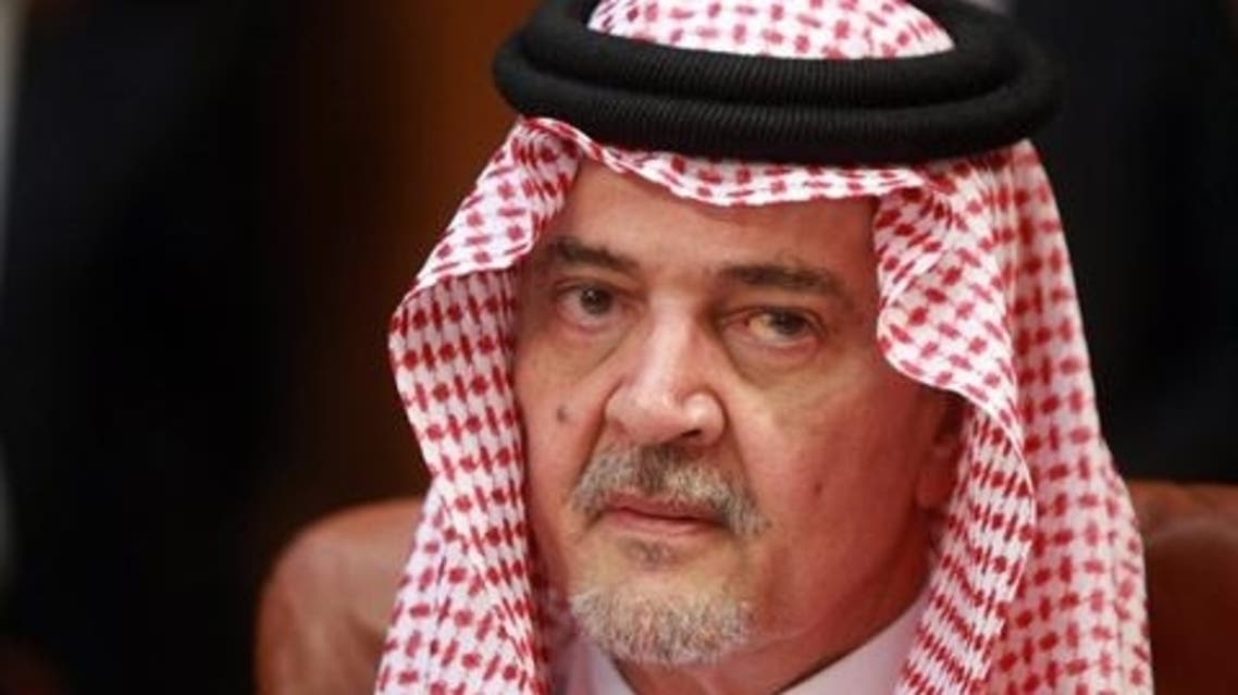 Saudi Arabia's Foreign Minister Prince Saud al-Faisal said Iranian spy network violated international norms. (AFP: File Photo)