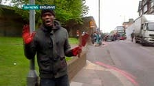 'British soldier' butchered in suspected Islamist attack