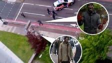 Video shows Adebolajo's gunning down in London street