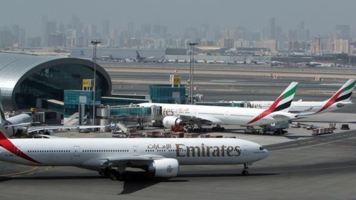 طيران الاماراتية2