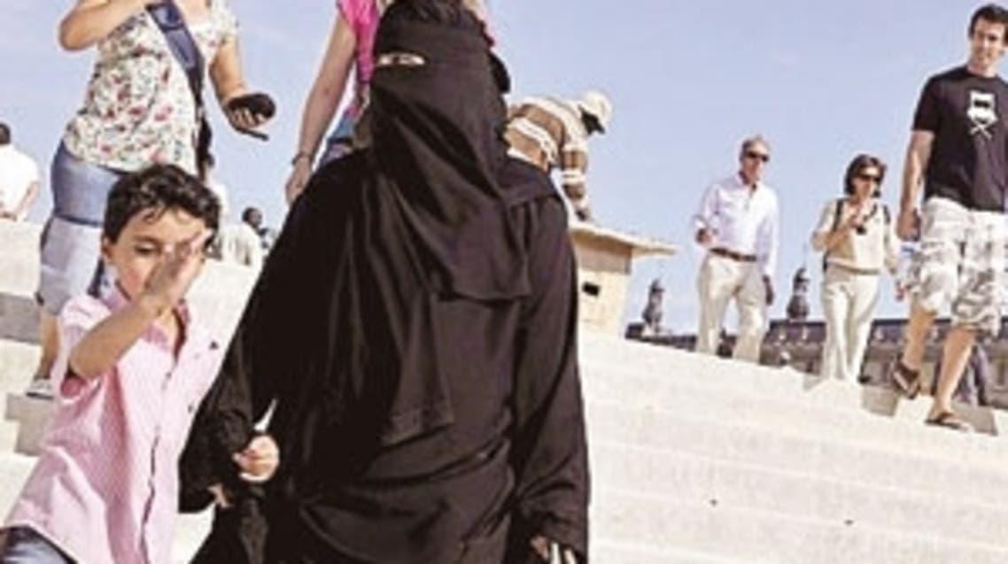 السياح السعوديين
