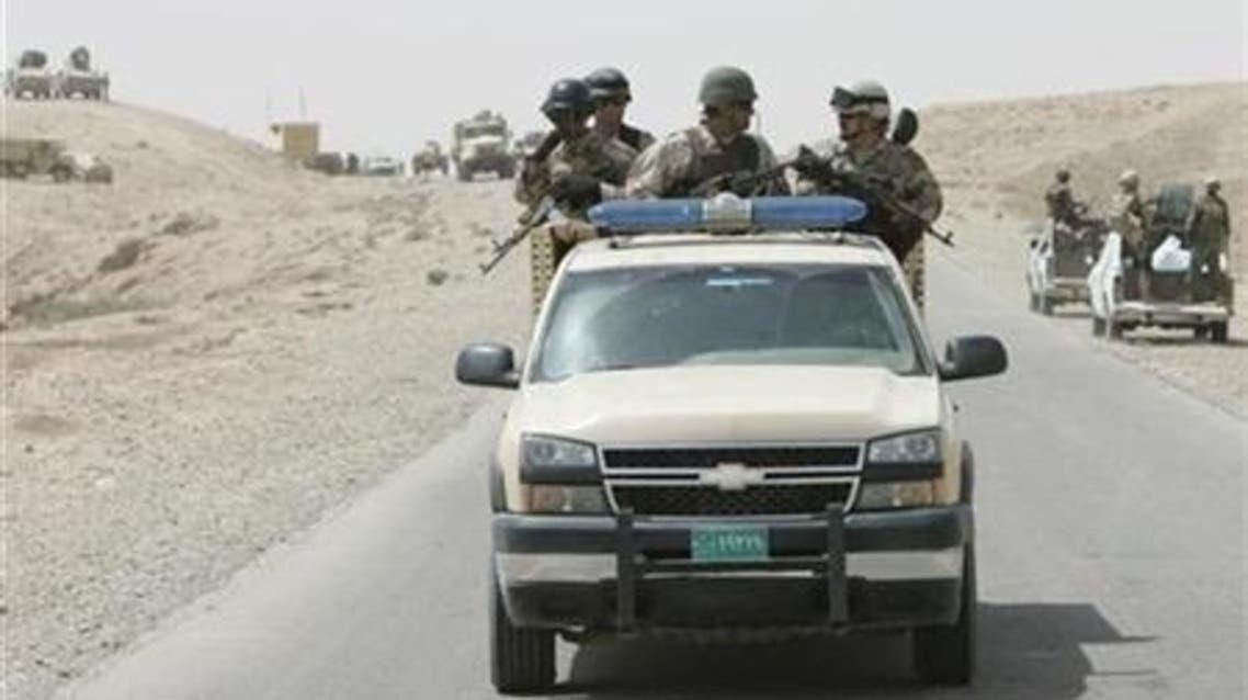 iraq troops