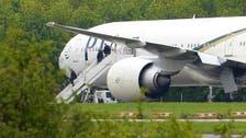 UK fighter jet escorts Pakistani passenger plane, two arrested