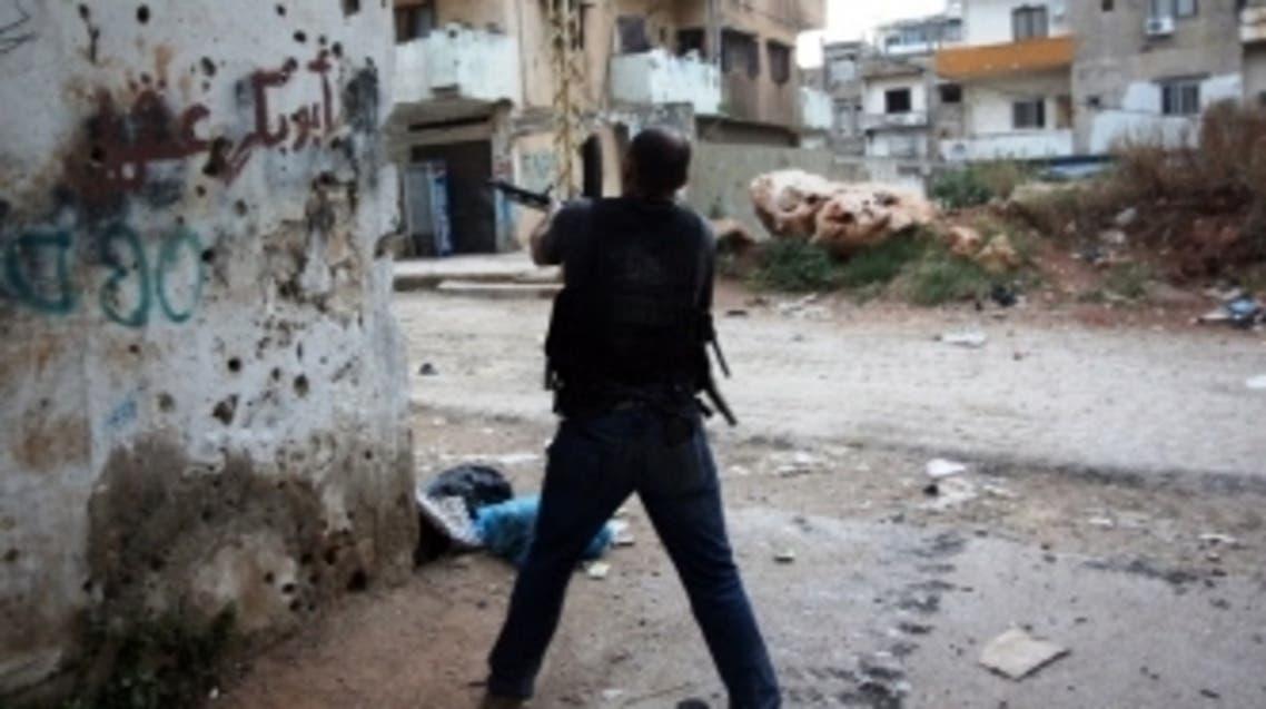lebanon clashes