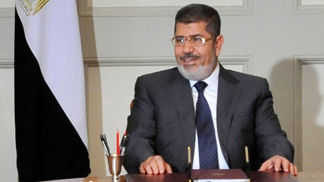 Mursi Reuters