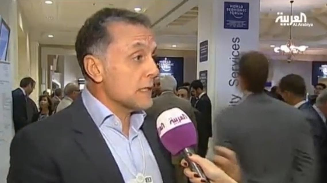 Founder and Vice Chairman of Aramex Fadi Ghandour said more investments need to be pumped into e-commerce in the Arab World. (Al Arabiya)