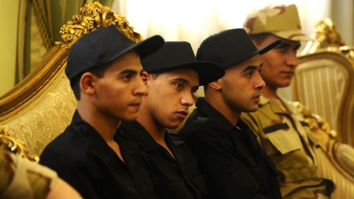 الجنود المخطوفين
