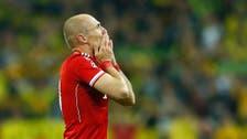 Superb Robben goal gives Bayern victory