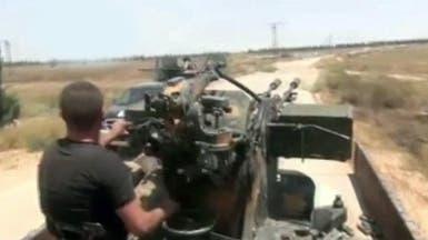 ارتفاع عدد قتلى حزب الله في القصير إلى 110 عناصر