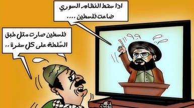 سوريون يسخرون من خطاب حسن نصر الله.. ويرددون النكات