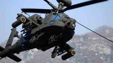 """البنتاغون: أميركا تسلم مصر 10 طائرات """"أباتشي"""" قريباً"""