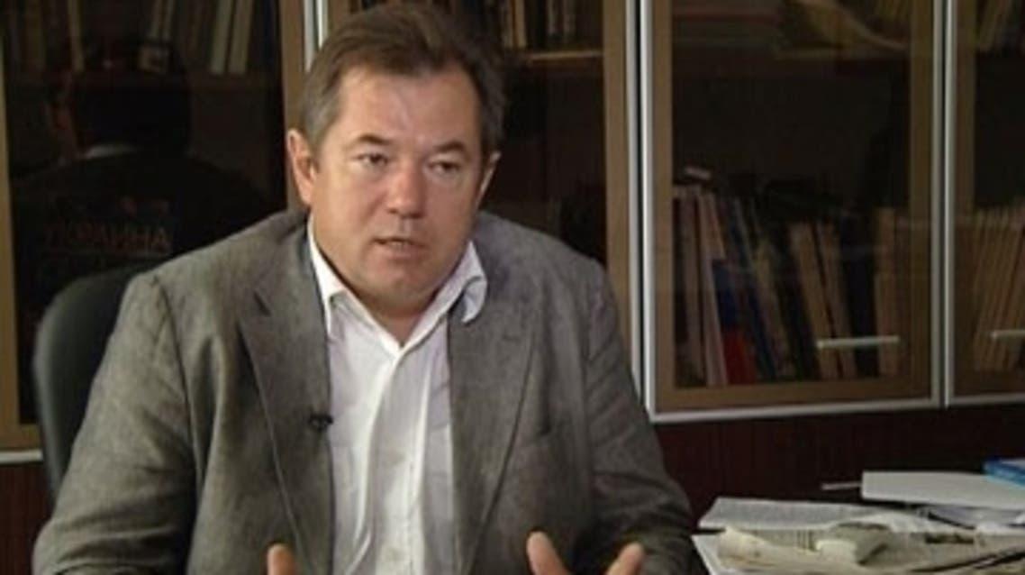 الخبير الاقتصادي سيرغي غلازييف، مستشار الرئيس الروسي فلاديمير