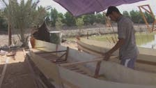 Boat-building booms in Basra as Iraq marshes are restored