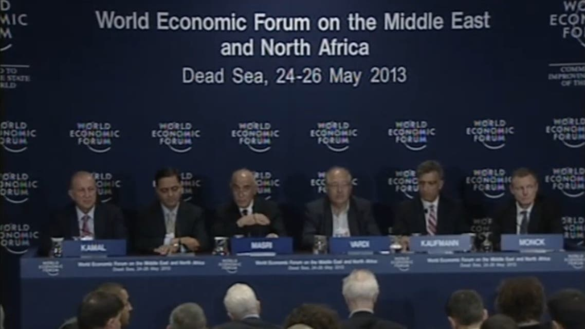 Around 300 Arab and Israeli business leaders have united to lobby for peace after decades of conflict. (Photo courtesy: WEF)