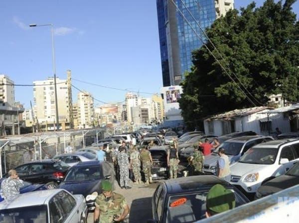 سقوط صاروخين على معقل حزب الله بالضاحية الجنوبية