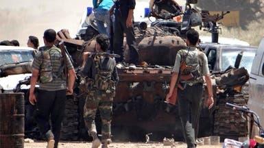 أوروبا تحاول إنهاء انقسامها حول رفع حظر السلاح في سوريا