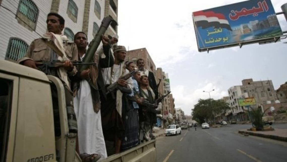 Yemen gunmen
