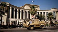 Egypt's constitutional court says army and police should vote