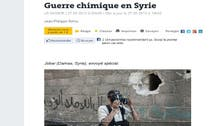 Report: First-hand accounts claim Syria chemical weapons used