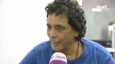محمد منير: مهمة الفنان أن يمثل صوت الشعوب
