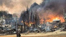 Muslims and Buddhists clash in northern Myanmar